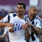 Aston Villa 1-2 West Bromwich Albion: Baggies Bounce Up The Table (Photos)