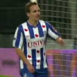 Heerenveen Player With Fitting Name Scores From 18 Yards With His 'Gentleman Sausage' (Video)