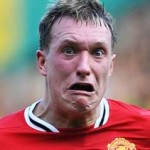 Top 10 Photos Of Phil Jones' Amazing Game Face