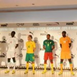 Puma Unveil Nine New African Nations 2012 Kits – Namibia's Is Particularly Snazzy (Photos)