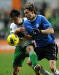 Estonia Ireland Euro 2012 Soccer