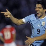 Luis Suarez Scores All Four Goooooooooooooooooooals As Uruguay Trounce Chile (Video)