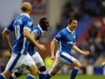 Soccer - Barclays Premier League - Wigan Athletic v Blackburn Rovers - The DW Stadium