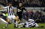 Soccer - Barclays Premier League - West Bromwich Albion v Bolton Wanderers - The Hawthorns