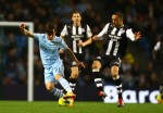 Soccer - Barclays Premier League - Manchester City v Newcastle United - Etihad Stadium