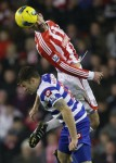 Soccer - Barclays Premier League - Stoke City v Queens Park Rangers - Brittania Stadium