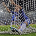 Champions League: Bayer Leverkusen 2-1 Chelsea – Manuel Friedrich Tinkles All Over AVB's Bonfire With Last-Minute Winner (Photos & Highlights)