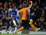 Soccer - Barclays Premier League - Chelsea v Wolverhampton Wanderers - Stamford Bridge