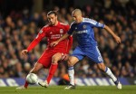 Soccer - Carling Cup - Quarter Final - Chelsea v Liverpool - Stamford Bridge