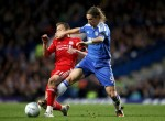 Soccer - Carling Cup - Quarter Final - Chelsea v Liverpool - Stamford Bridge