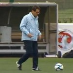 Fabio Capello&#8217;s Little Keepy-Uppy FAIL (Video)