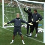 Joe Harts Interrupts Man City Training To Sing 'Wonderwall' At The Top Of His Voice (Video)