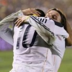 MLS Cup Final: LA Galaxy 1-0 Houston Dynamo – Beckham Lifts First Trophy In Last Game For Galaxy (Photos & Highlights)