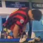 Samir Nasri Flaunts Rather Excellent Choice Of Underpants (Video)