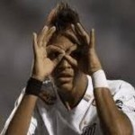 Football GIF: Neymar Sends Defender Cross-Eyed With ber Stepover