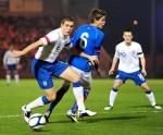 Soccer - UEFA European U21 Championship - Group 8 - England v Iceland - Weston Homes Community Stadium