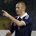 Kenny Miller's Opening Goal vs Cyprus: Sweet First Touch, Deadly Second (Video)