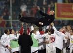 Montenegro Czech Republic Euro 2012 Soccer