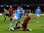 Soccer - UEFA Champions League - Group A - Napoli v Manchester City - Stadio San Paolo
