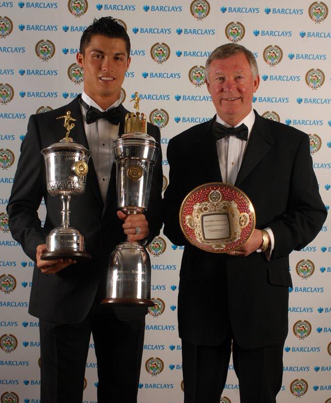 ¿Cuánto mide Sir Alex Ferguson? - Real height PA-4590911