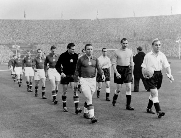 History of Football - Britain, the home of Football