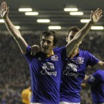 Everton 2-1 Wolverhampton Wanderers: Late Baines' Penalty The Difference At Goodison (Photos)