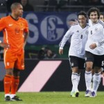 Mesut Ozil Walks It In As Germany Score Superb 'Team Goal' vs Holland (Video)