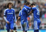 Soccer - Barclays Premier League - Newcastle United v Chelsea - Sports Direct Arena