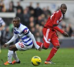 Soccer - Barclays Premier League - Queens Park Rangers v West Bromwich Albion - Loftus Road