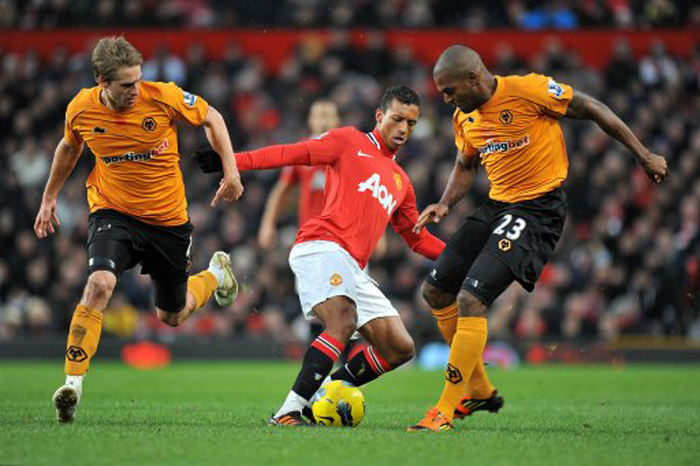 Wolves Vs Man Utd Wikipedia: Manchester United 4-1 Wolverhampton Wanderers: Red Devils