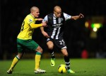 Soccer - Barclays Premier League - Norwich City v Newcastle United - Carrow Road