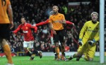 Soccer - Barclays Premier League - Manchester United v Wolverhampton Wanderers - Old Trafford