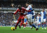 Soccer - Barclays Premier League - Blackburn Rovers v West Bromwich Albion - Ewood Park