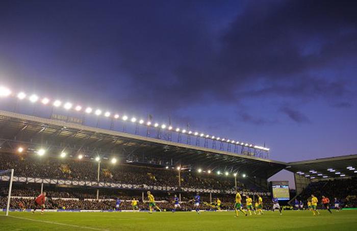 Soccer – Barclays Premier League – Everton v Norwich City