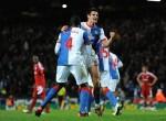 Soccer - Barclays Premier League - Blackburn Rovers v West Bromwich Albion - Ewood Park