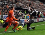 Soccer - Barclays Premier League - Newcastle United v Swansea City - Sport Direct Arena