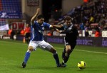 Soccer - Barclays Premier League - Wigan Athletic v Chelsea - DW Stadium