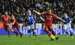 Soccer - Barclays Premier League - Wigan Athletic v Liverpool - DW Stadium