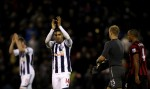 Soccer - Barclays Premier League - West Bromwich Albion v Manchester City - The Hawthorns