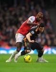 Soccer - Barclays Premier League - Arsenal v Wolverhampton Wanderers - Emirates Stadium