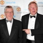 Man Utd Stars Turn Out For Glitzy 'United For Unicef' Gala, Sir Alex Brings Albert The Kitman As His Date (Photos)