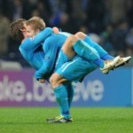 Top XI Champions League Photos: Kidnaps, Piggybacks And Zombie Attacks