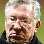 Sir Alex Checks His Voicemail After Champions League Exit (Video)
