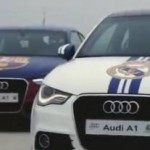 Audi Roll Out Flashy 'El Clasico' Advert, Has Really Nice Pay-Off (Video)