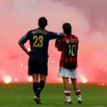20 Incandescent Photos Of Flares At Football Matches