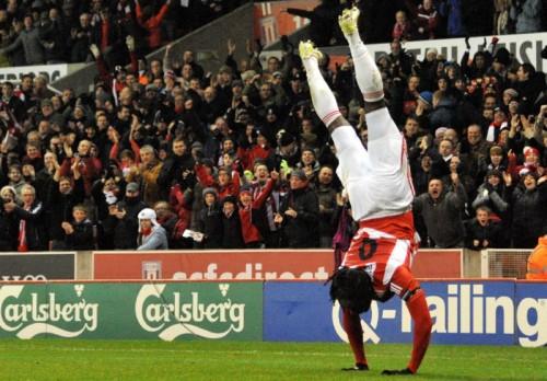 Soccer - UEFA Europa League - Group E - Stoke City v Dynamo Kiev - Britannia Stadium