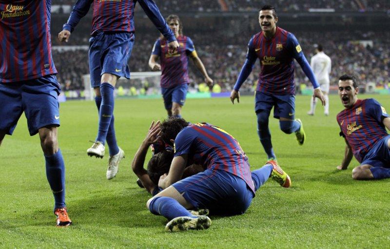 Real Madrid 1-3 Barcelona: Barca End Madrid's Streak To Go
