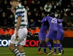 Soccer - UEFA Europa League - Group A - Shamrock Rovers v Tottenham Hotspur - Tallaght Stadium