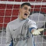 Champions League: Olympiakos 3-1 Arsenal – Mannone Drops Clanger As Gunners End With Whimper (Photos & Highlights)
