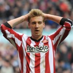Sunderland's Nicklas Bendtner & Lee Cattermole Arrested For Damaging Cars In Newcastle